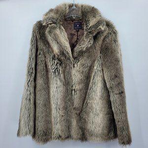 Forever TwentyOne Faux Fur Coat
